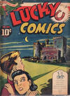 Cover for Lucky Comics (Maple Leaf Publishing, 1941 series) #v1#5