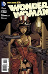 Cover for Wonder Woman (DC, 2011 series) #28 [Steampunk variant by J.G. Jones]