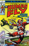 Cover Thumbnail for The Human Fly (1977 series) #12 [British Price Variant]