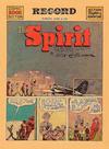 Cover Thumbnail for The Spirit (1940 series) #6/8/1941 [Philadelphia Record edition]