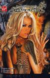 Cover for Shadow Hunter (Virgin, 2007 series) #1 [Greg Horn Cover]
