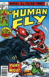 Cover Thumbnail for The Human Fly (1977 series) #7 [British Price Variant]