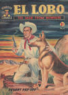 Cover for El Lobo The Man from Nowhere (Cleland, 1956 series) #4