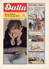 Cover for Dalla (Waso, 1953 series) #1/2/1954