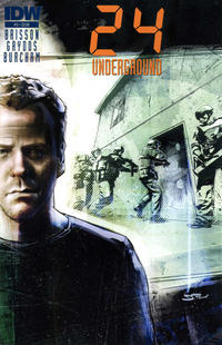 Cover Thumbnail for 24 (IDW, 2014 series) #3
