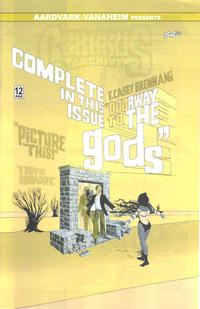 Cover Thumbnail for Cerebus Archive (Aardvark-Vanaheim, 2009 series) #12
