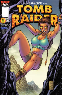 Cover Thumbnail for Tomb Raider: The Series (Image, 1999 series) #1 [Michael Turner Standard Cover]
