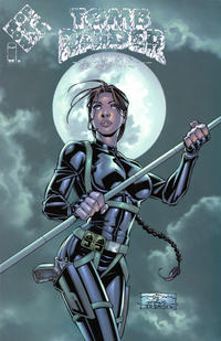 Cover Thumbnail for Tomb Raider: The Series (Image, 1999 series) #13 [Top Cow Select Foil Variant]