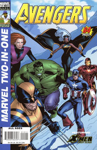 Cover Thumbnail for Marvel Two-In-One (Marvel, 2007 series) #15