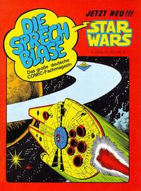 Cover Thumbnail for Die Sprechblase (Norbert Hethke Verlag, 1978 series) #40