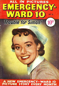 Cover Thumbnail for Emergency-Ward 10 (Pearson, 1959 series) #6
