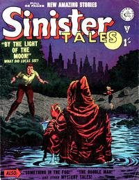Cover Thumbnail for Sinister Tales (Alan Class, 1964 series) #2