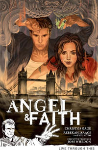 Cover Thumbnail for Angel & Faith (Dark Horse, 2012 series) #1 - Live Through This