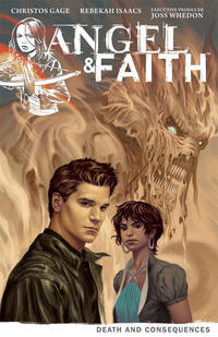 Cover Thumbnail for Angel & Faith (Dark Horse, 2012 series) #4 - Death and Consequences