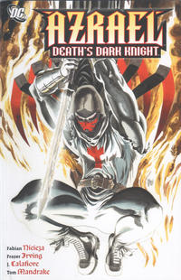 Cover Thumbnail for Azrael: Death's Dark Knight (DC, 2010 series)