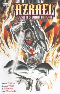 Cover Thumbnail for Azrael: Death's Dark Knight (DC, 2010 series)