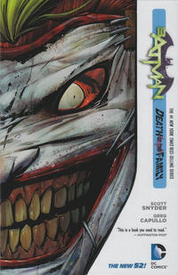 Cover Thumbnail for Batman (DC, 2012 series) #3 - Death of the Family