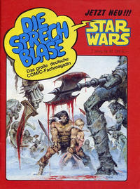 Cover Thumbnail for Die Sprechblase (Norbert Hethke Verlag, 1978 series) #41