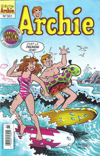 Cover Thumbnail for Archie (Editions Héritage, 1971 series) #361