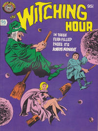 Cover Thumbnail for The Witching Hour (K. G. Murray, 1982 series)