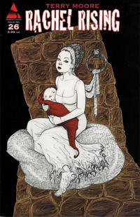 Cover Thumbnail for Rachel Rising (Abstract Studio, 2011 series) #26