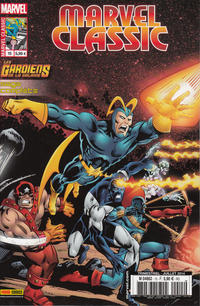 Cover Thumbnail for Marvel Classic (Panini France, 2011 series) #15