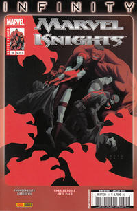 Cover Thumbnail for Marvel Knights (Panini France, 2012 series) #15