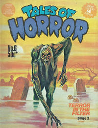 Cover Thumbnail for Tales of Horror (Gredown, 1975 series) #6