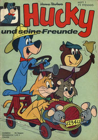 Cover Thumbnail for Hucky (Tessloff, 1963 series) #1