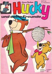 Cover Thumbnail for Hucky (Tessloff, 1963 series) #53