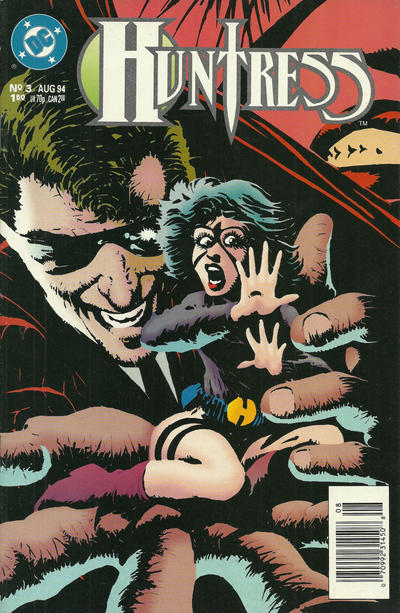 Cover for Huntress (DC, 1994 series) #3