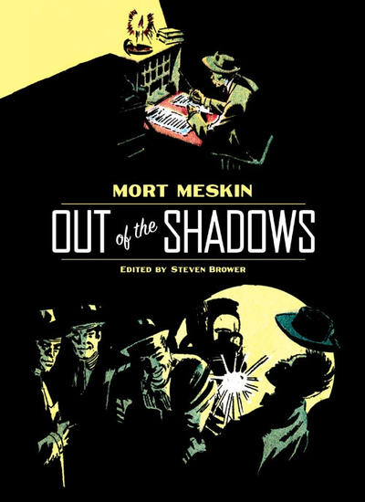 Cover for Out of the Shadows (Fantagraphics, 2012 series)