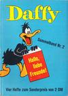 Cover for Daffy Sammelband (Lehning, 1961 ? series) #2