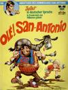 Cover for Bastei-Comic (Bastei Verlag, 1972 series) #8 - Die Abenteuer des Kommissars San-Antonio - Olé San-Antonio