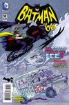 Cover for Batman '66 (DC, 2013 series) #10
