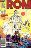 Cover Thumbnail for ROM (1979 series) #75 [Newsstand Edition]