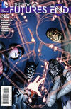 Cover for The New 52: Futures End (DC, 2014 series) #10