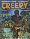 Cover for Creepy (Toutain Editor, 1979 series) #16