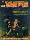 Cover for Vampus (Ibero Mundial de ediciones, 1971 series) #29