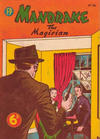 Cover for Mandrake the Magician (Feature Productions, 1950 ? series) #26
