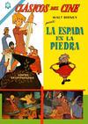 Cover for Clásicos del Cine (Editorial Novaro, 1956 series) #133