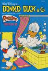 Cover for Donald Duck & Co (Hjemmet / Egmont, 1948 series) #32/1989