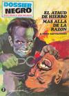 Cover for Dossier Negro (Ibero Mundial de ediciones, 1968 series) #7