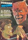 Cover for Dossier Negro (Ibero Mundial de ediciones, 1968 series) #8