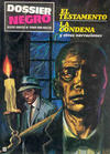 Cover for Dossier Negro (Ibero Mundial de ediciones, 1968 series) #10