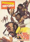Cover for Dossier Negro (Ibero Mundial de ediciones, 1968 series) #12