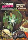 Cover for Dossier Negro (Ibero Mundial de ediciones, 1968 series) #13