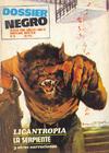Cover for Dossier Negro (Ibero Mundial de ediciones, 1968 series) #14