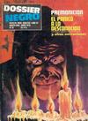 Cover for Dossier Negro (Ibero Mundial de ediciones, 1968 series) #15