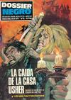 Cover for Dossier Negro (Ibero Mundial de ediciones, 1968 series) #16